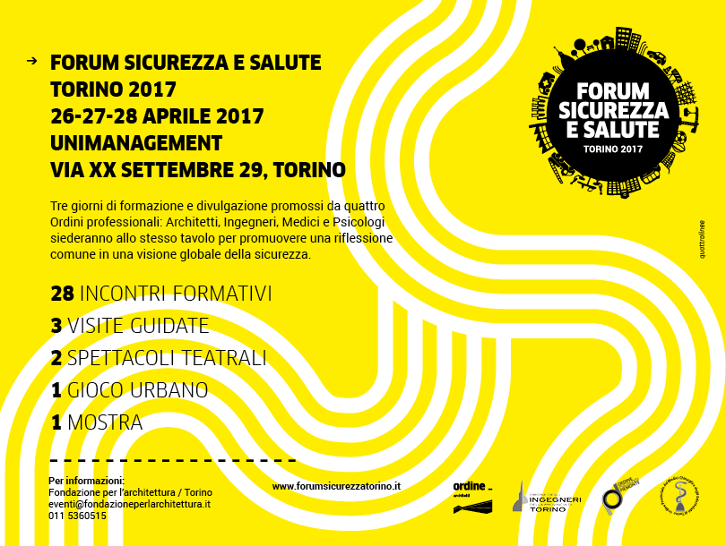 Forum sicurezza 2017
